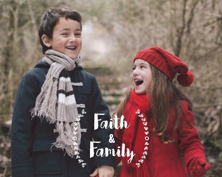Family + Friends 8x10 Designer Print - Glossy, Prints -10x8_DesignerPrint