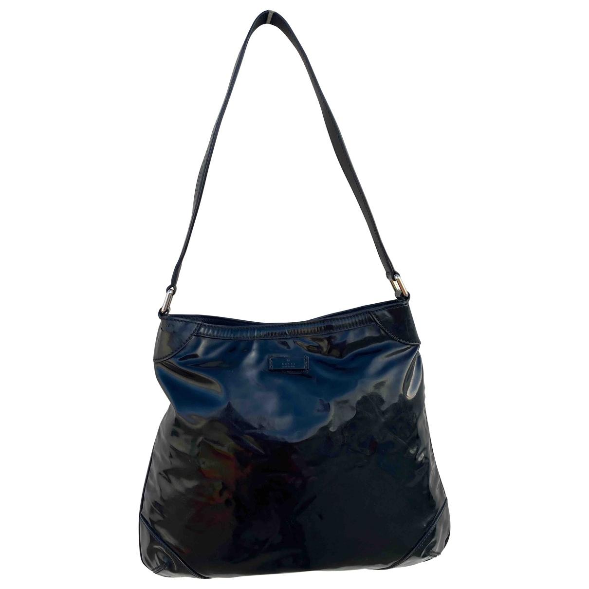 Gucci \N Handtasche in Lackleder