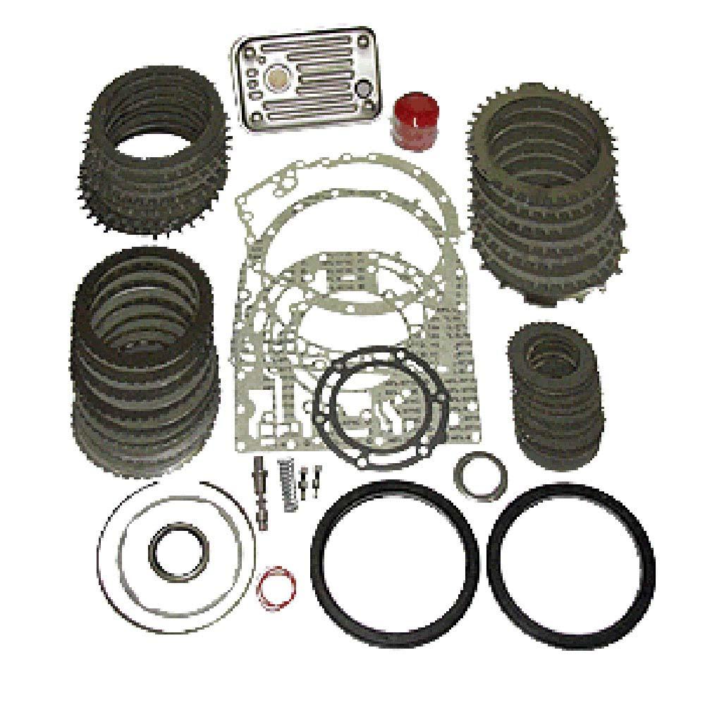 2004.5 To 2005 LCT1000 5 Speed Stage 7 Rebuild Kit ATS Diesel 3139074290