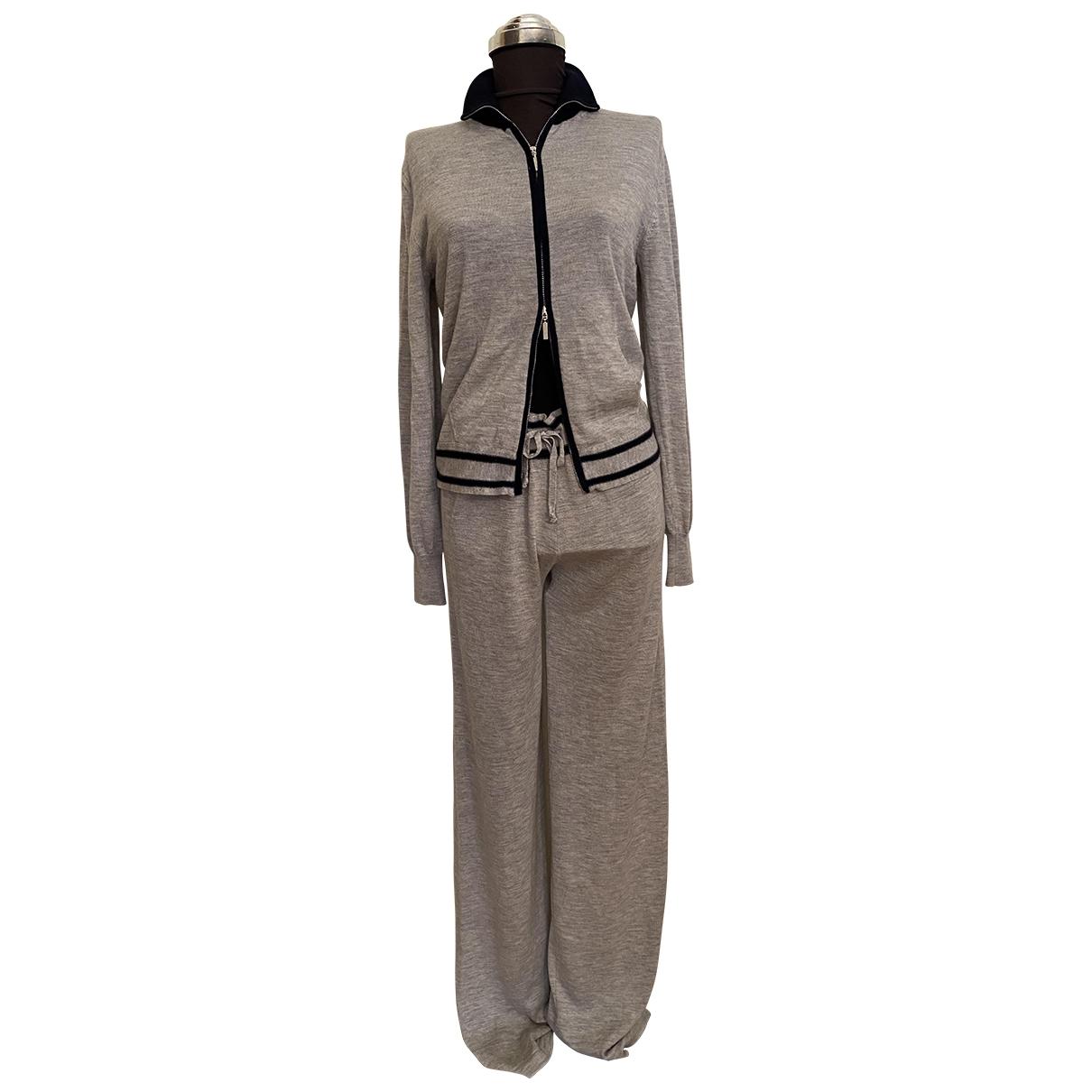 Cruciani - Pull   pour femme en cachemire - gris