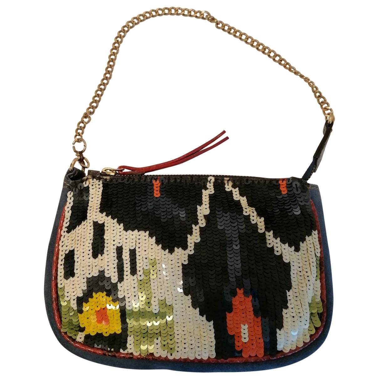 Maliparmi \N Multicolour Glitter Clutch bag for Women \N