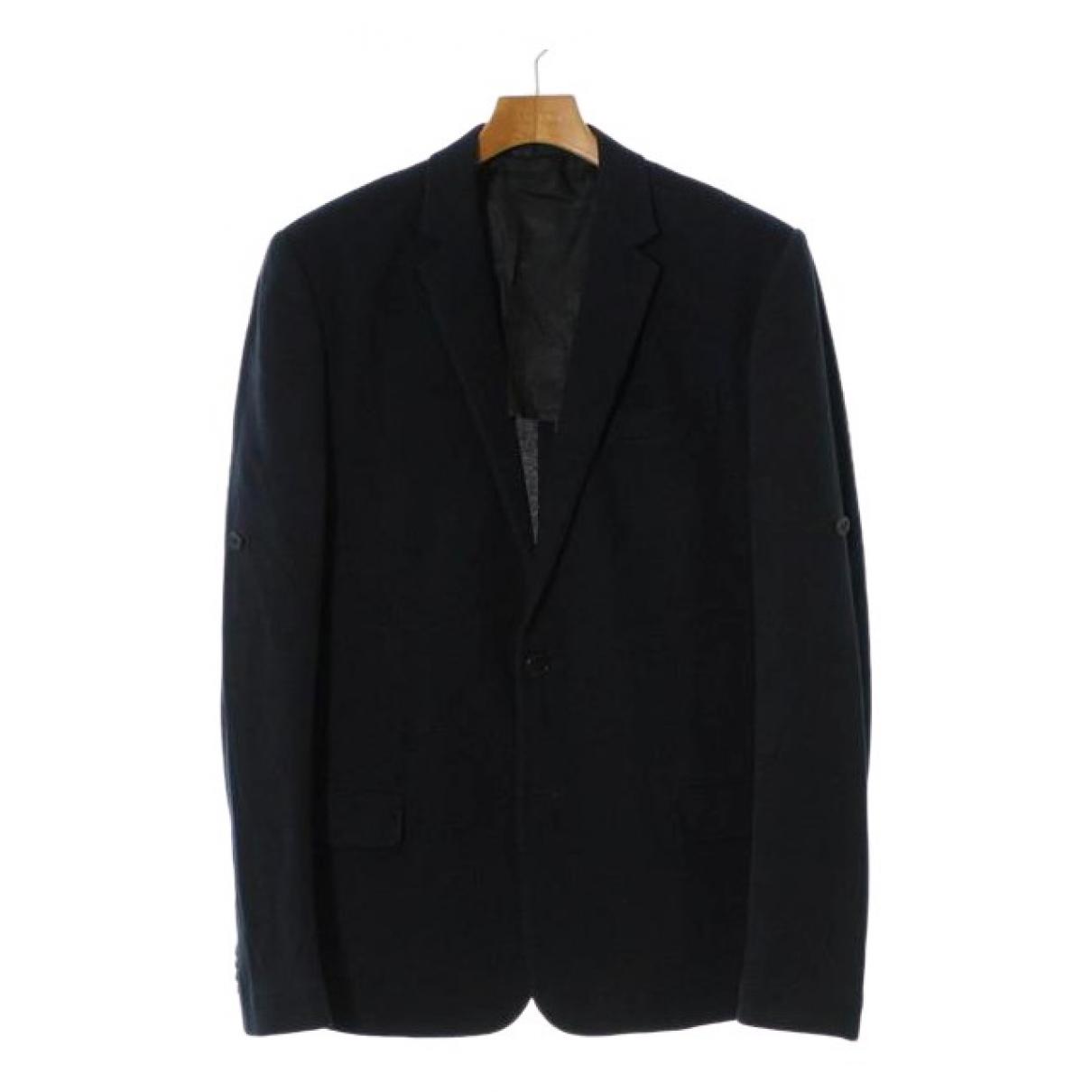 Louis Vuitton - Vestes.Blousons   pour homme en coton - marine