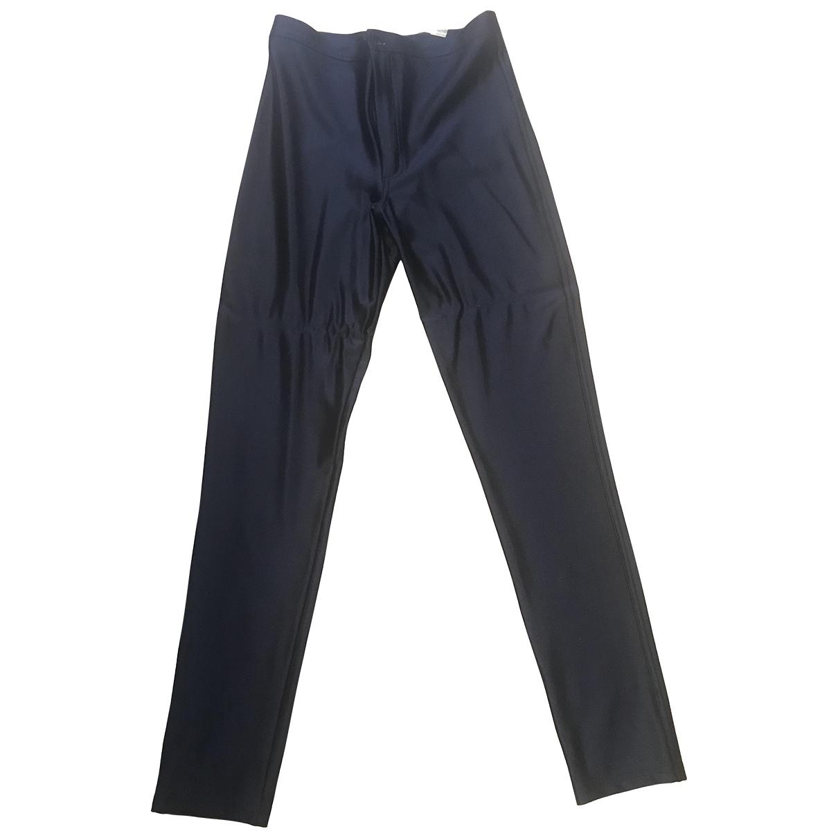 American Apparel - Pantalon   pour femme - bleu