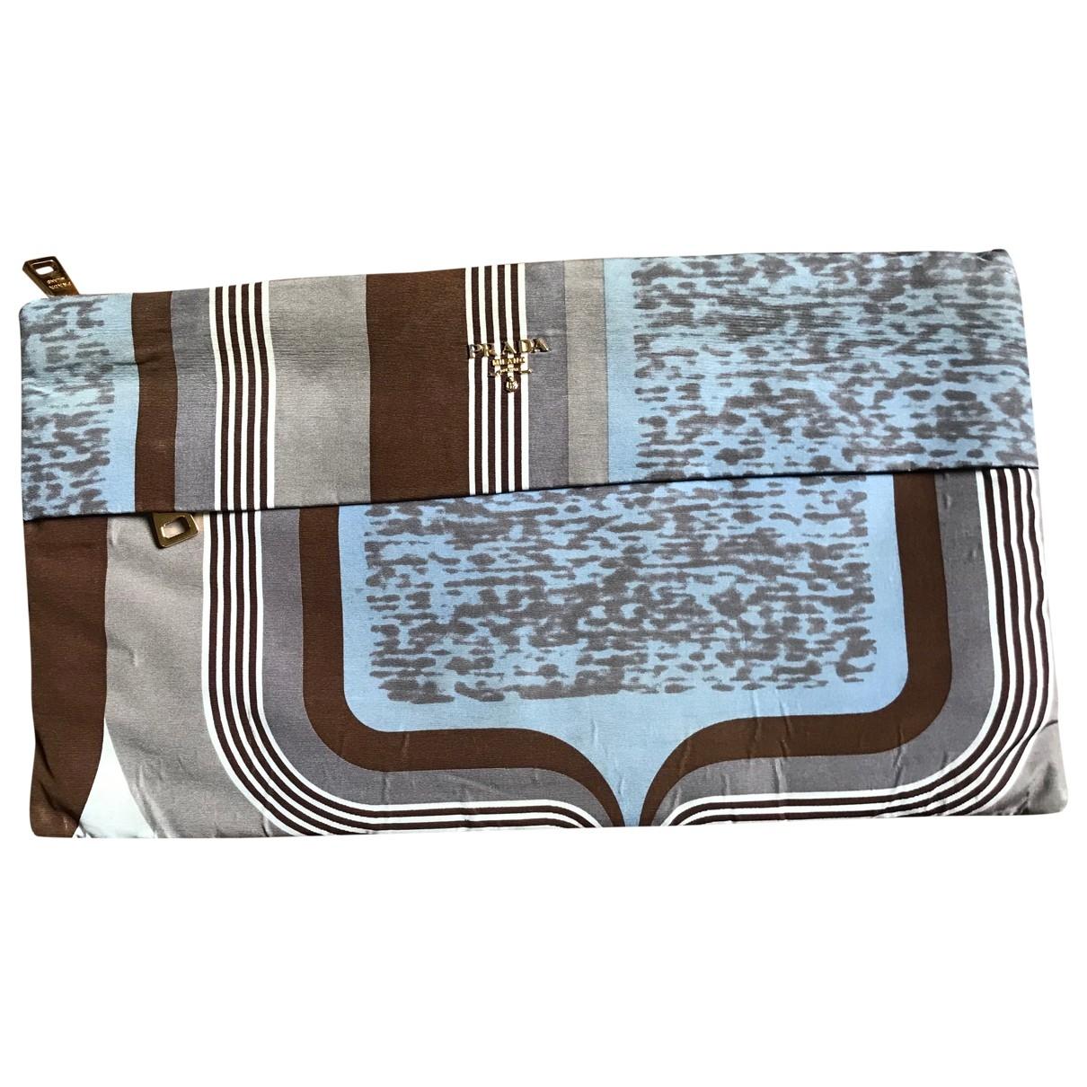 Prada \N Multicolour Clutch bag for Women \N