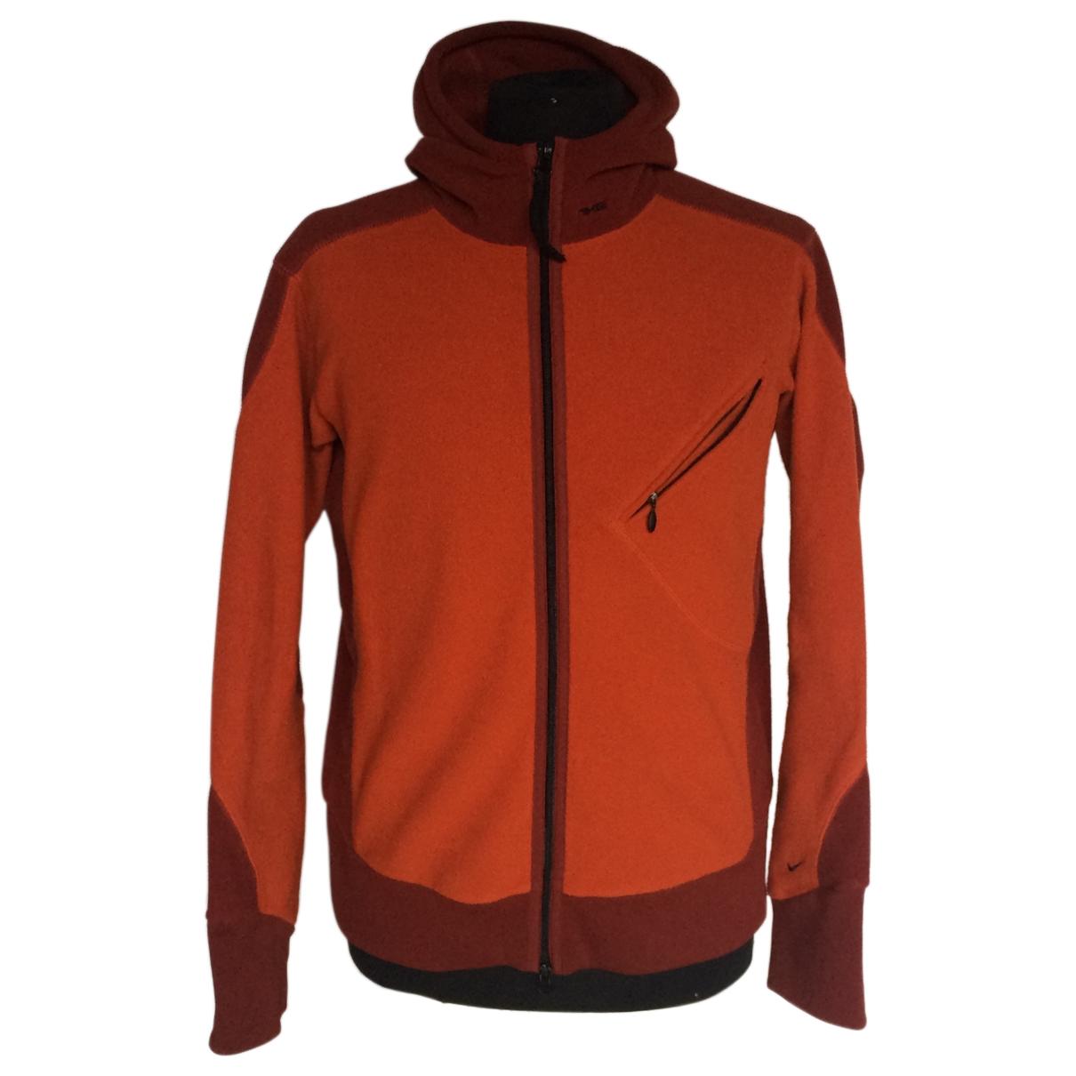 Nike \N Orange Knitwear & Sweatshirts for Men 48 IT