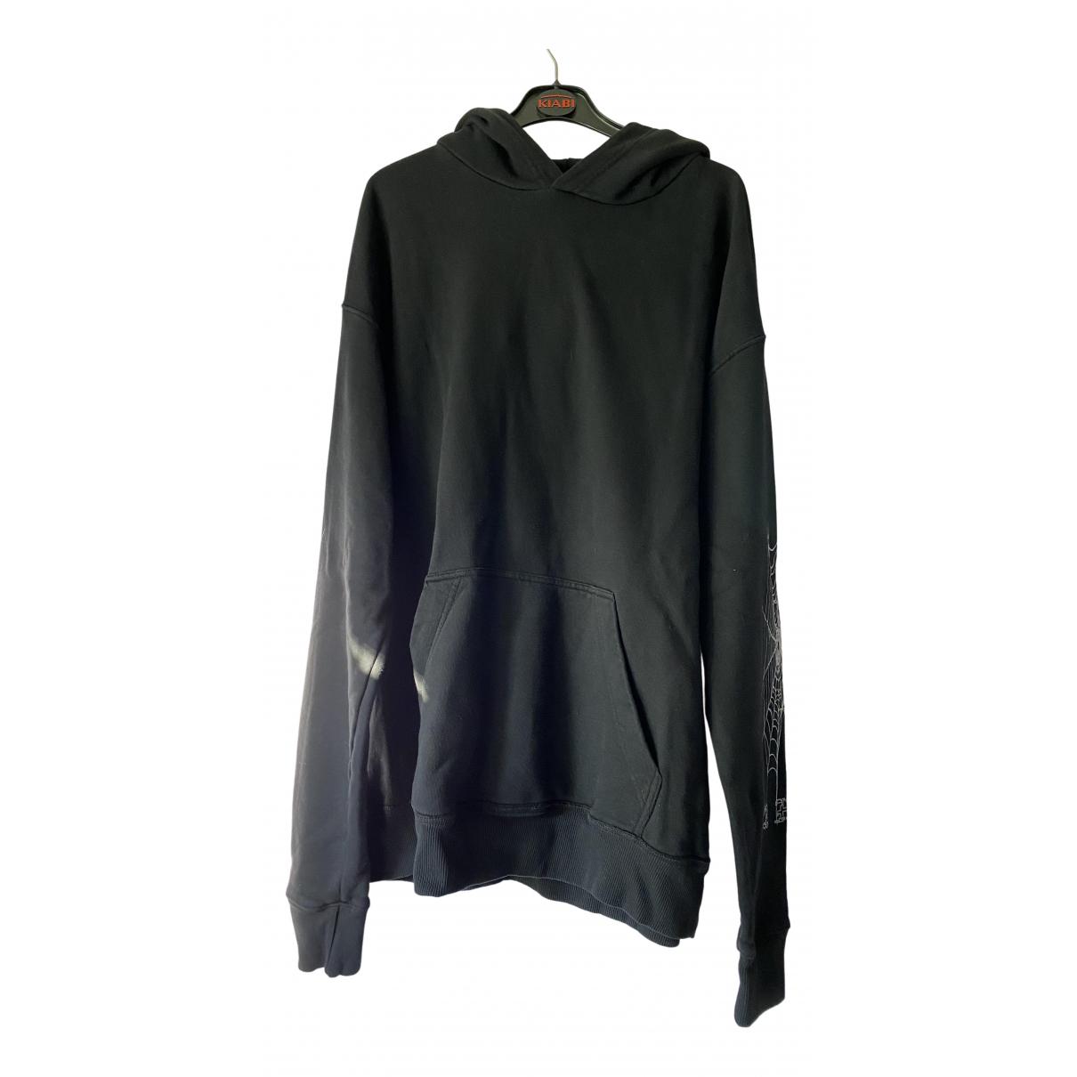 Rhude N Black Cotton Knitwear & Sweatshirts for Men L International