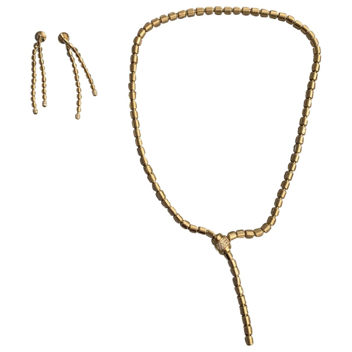 Piaget - Collier Possession pour femme en or jaune - dore