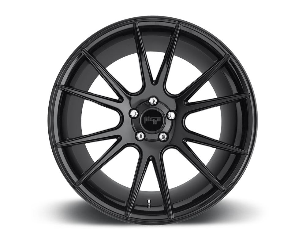 Niche M152 Vicenza Gloss Black 1-Piece Cast Wheel 20x10 5x114.3 40mm