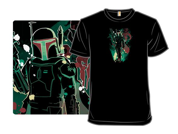 The Dark Hunter T Shirt