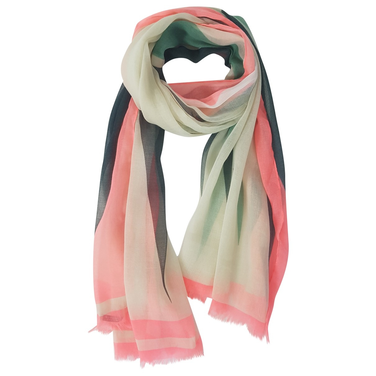 Maison Scotch \N Multicolour scarf for Women \N