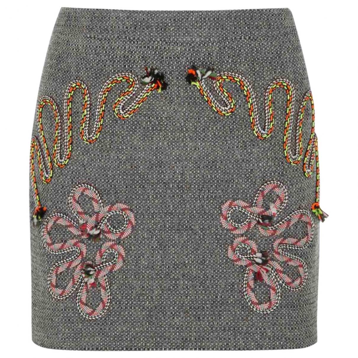 Stella Mccartney \N Black Wool skirt for Women 40 IT