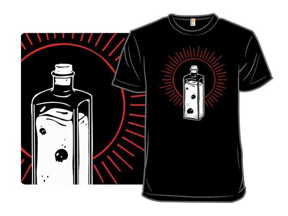 Drink Up Potion T Shirt