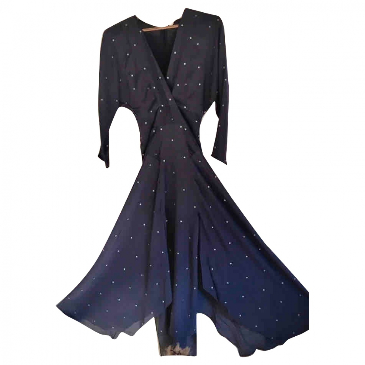 Maxi vestido Fall Winter 2019 Maje