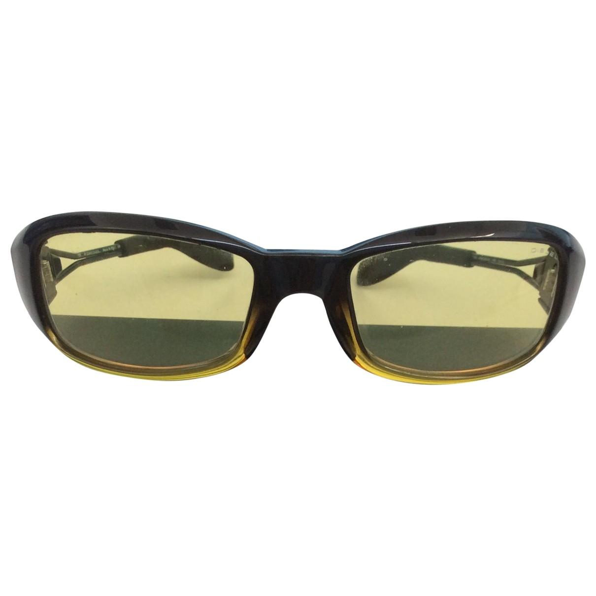 Diesel \N Sonnenbrillen in Polyester