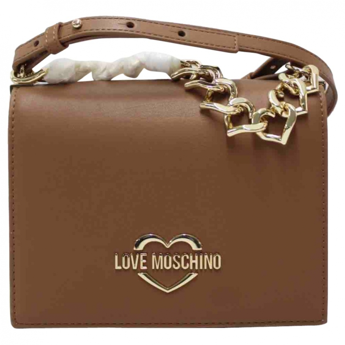 Moschino Love \N Brown bag for Men \N