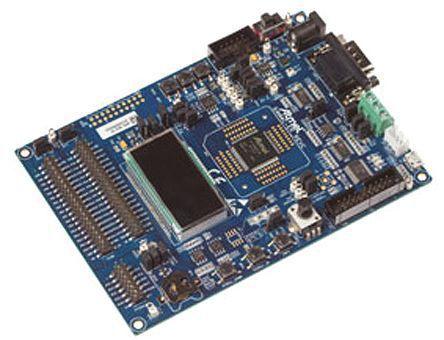 Microchip MCU Evaluation Kit ATSAM4C32-EK