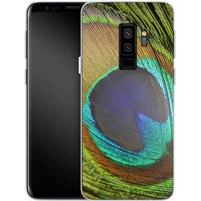 Samsung Galaxy S9 Plus Silikon Handyhuelle - Peacock von Mark Ashkenazi