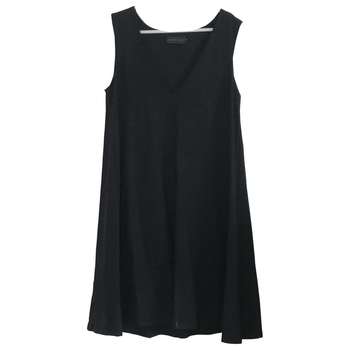 Hatch - Robe   pour femme - noir