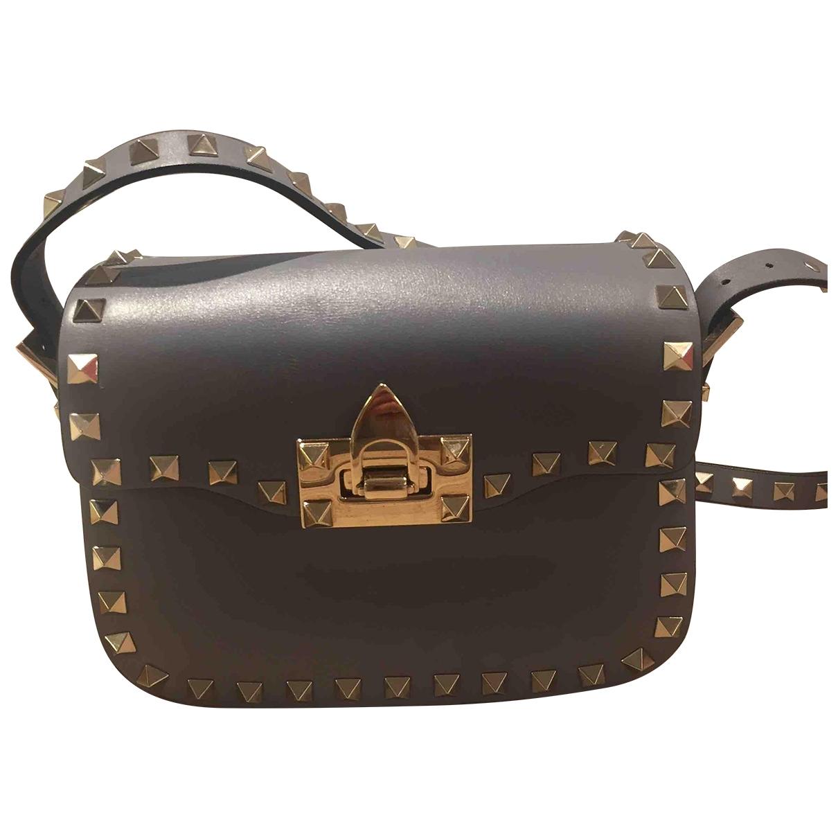 Valentino Garavani Rockstud Handtasche in Leder