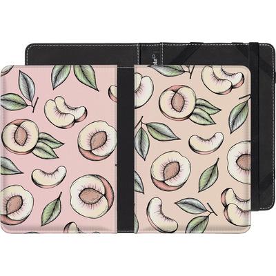 Sony Reader PRS-T2 eBook Reader Huelle - Peach Please von Barlena