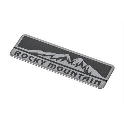 Jeep Rocky Mountain Badge - 55079387AA