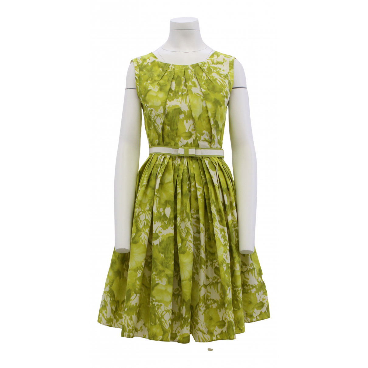 Antonio Marras \N Kleid in  Gruen Polyester