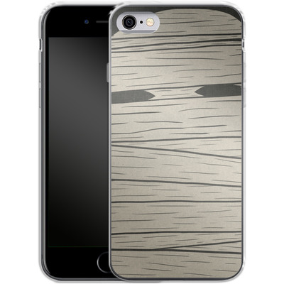 Apple iPhone 6s Silikon Handyhuelle - MUMMY von caseable Designs
