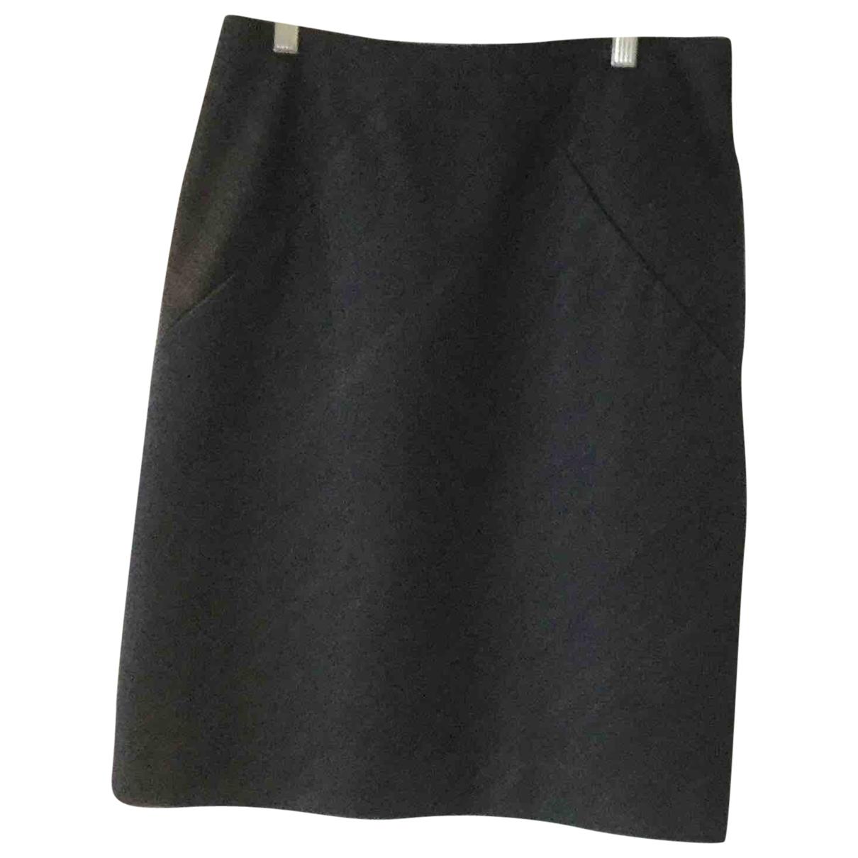 Balenciaga \N Denim - Jeans skirt for Women 42 FR