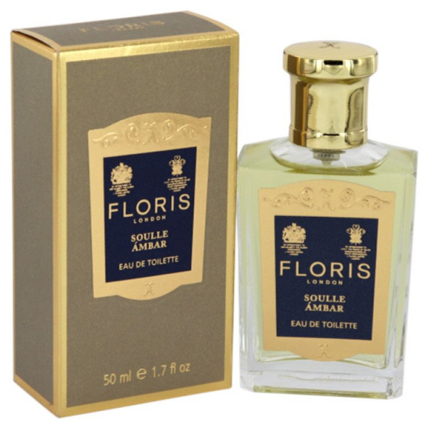 Soulle Ámbar - Floris London Eau de toilette en espray 50 ml