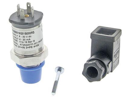 Gems Sensors IP65 press transmitter,0-16bar G 4-20mA