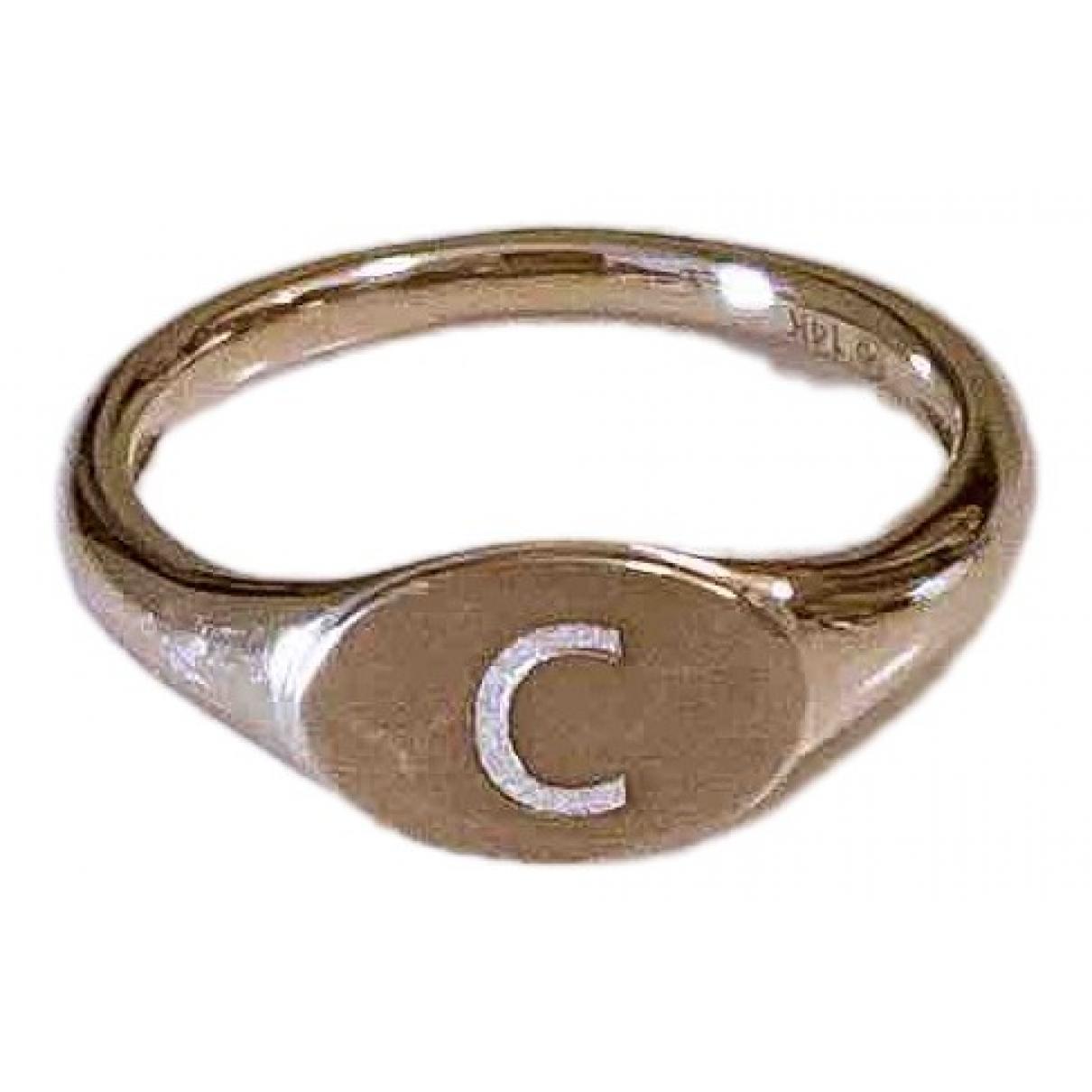 Mejuri \N Ring in  Gold Gelbgold