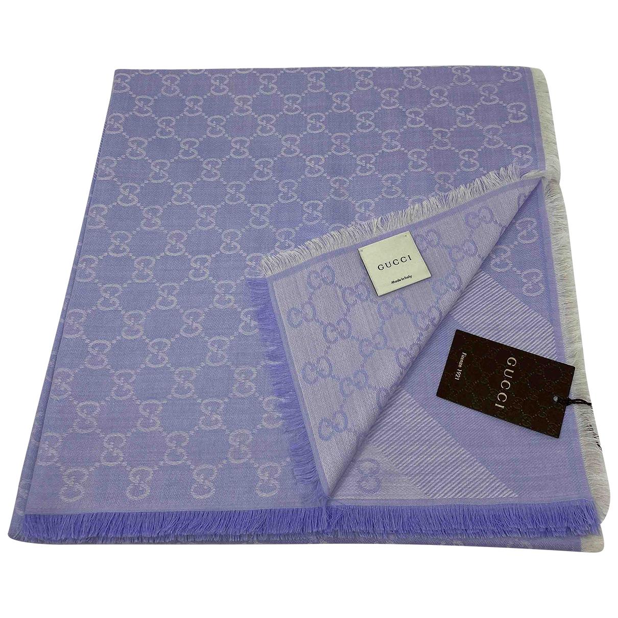 Gucci N Wool scarf for Women N
