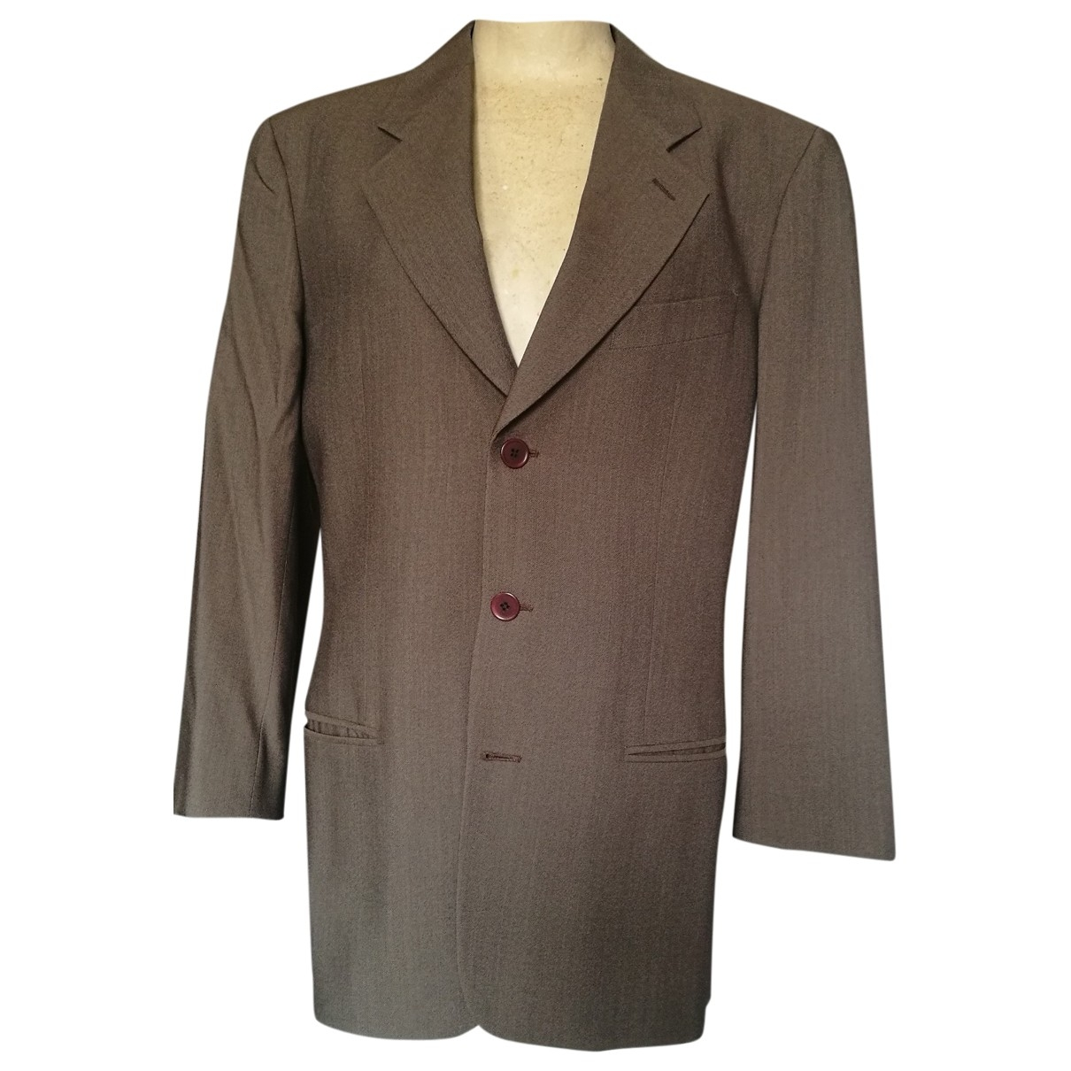 Armani Collezioni \N Wool jacket for Women 46 IT