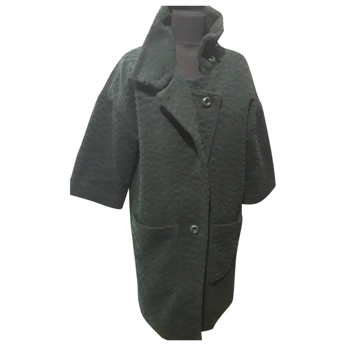 Baum Und Pferdgarten \N Green coat for Women 38 FR