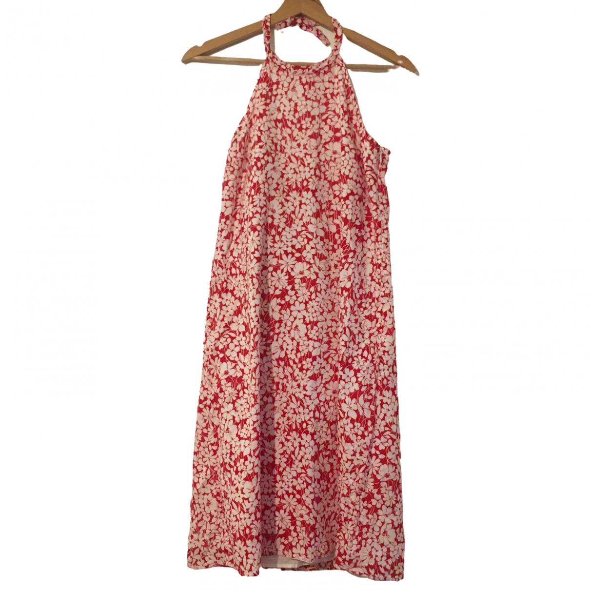 Burberry \N Multicolour Cotton dress for Women 12 UK