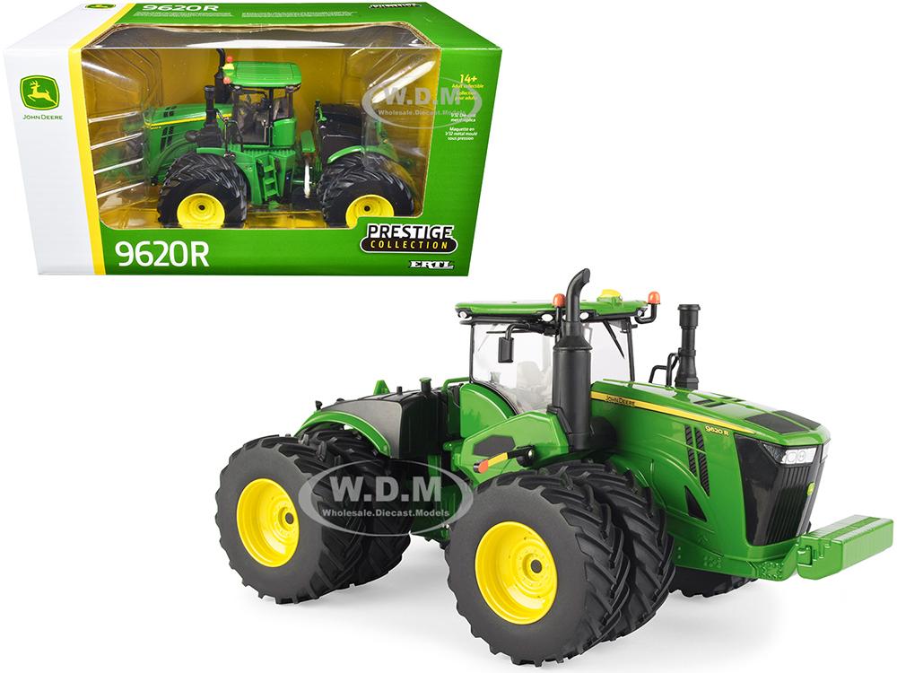 John Deere 9620R Tractor with Dual Wheels