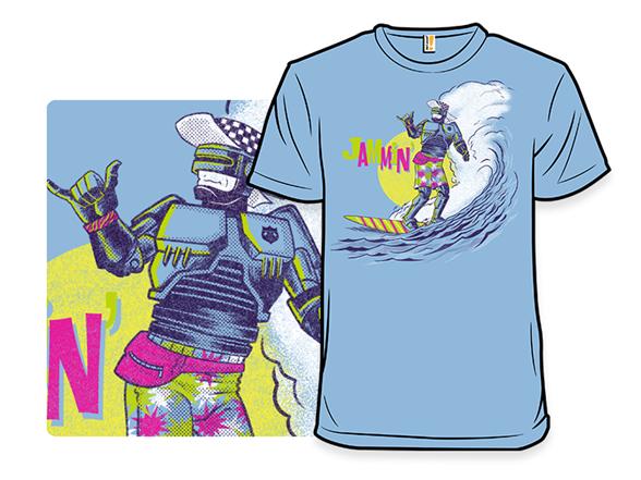 Surf Detroit T Shirt