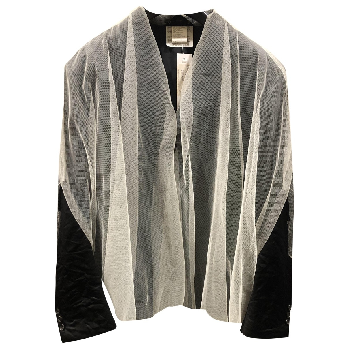 Comme Des Garcons \N Black Cotton jacket for Women M International