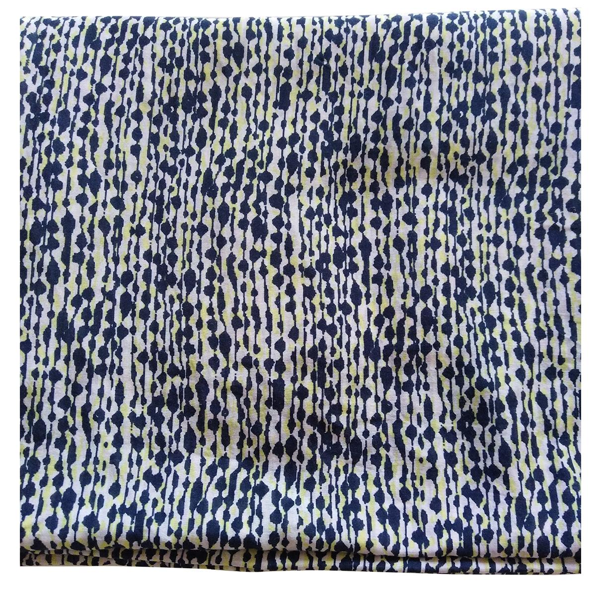 Cos \N Multicolour Cotton scarf for Women \N