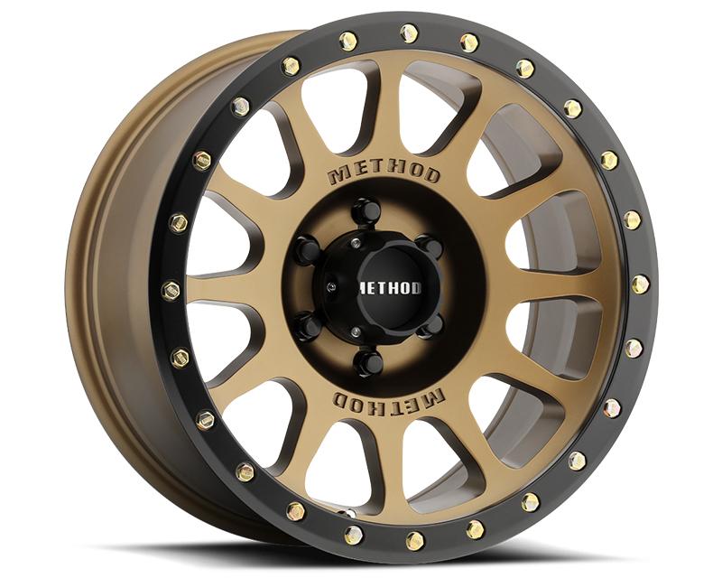 Method MR305 NV HD Bronze/Black Street Loc Wheel 18x9 8x170 18mm