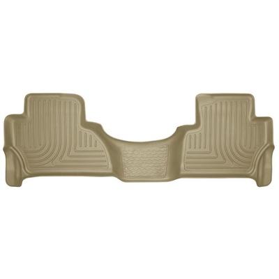 Husky Liners WeatherBeater 2nd Seat Floor Liner (Tan) - 14113