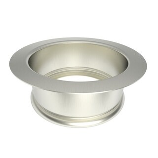 Brasstech 112 Disposal Stopper (Satin Nickel)