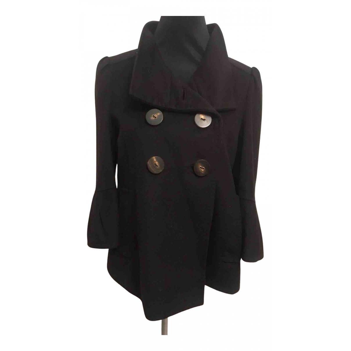 Carolina Herrera N Brown Wool coat for Women S International