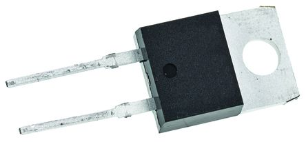 STMicroelectronics 1200V 8A, Silicon Junction Diode, 2-Pin TO-220AC STTH812D (10)