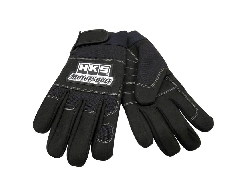 HKS 51007-AK275 MECHANIC GLOVES XL Black