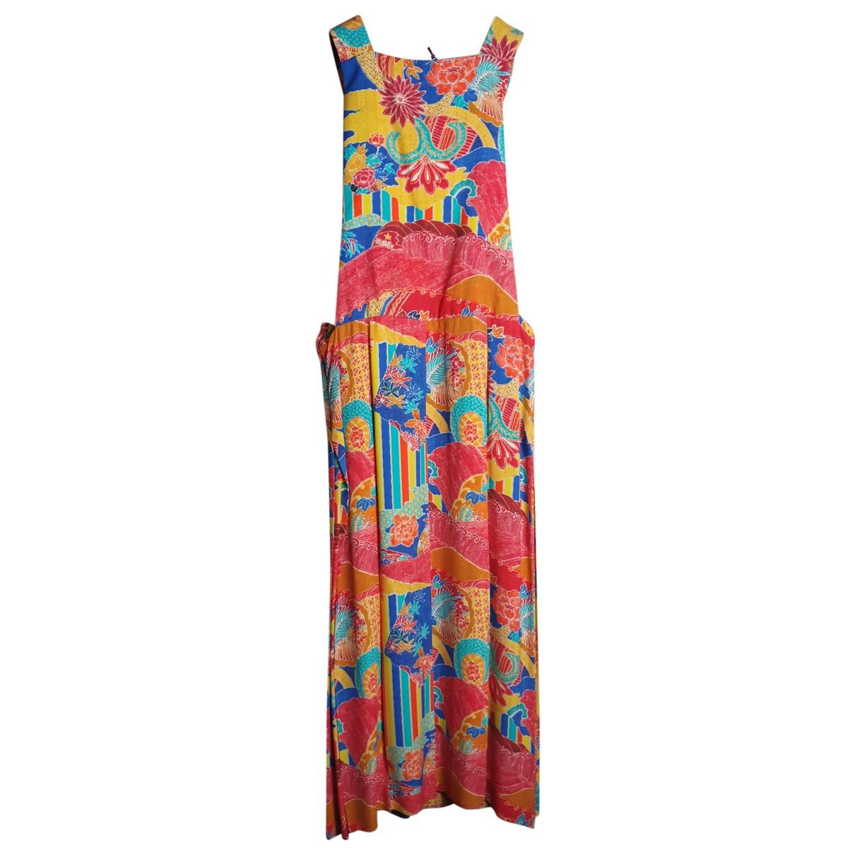 Maxi vestido Stella Jean