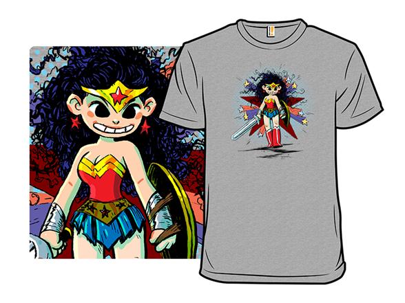 Untamed Wonder T Shirt