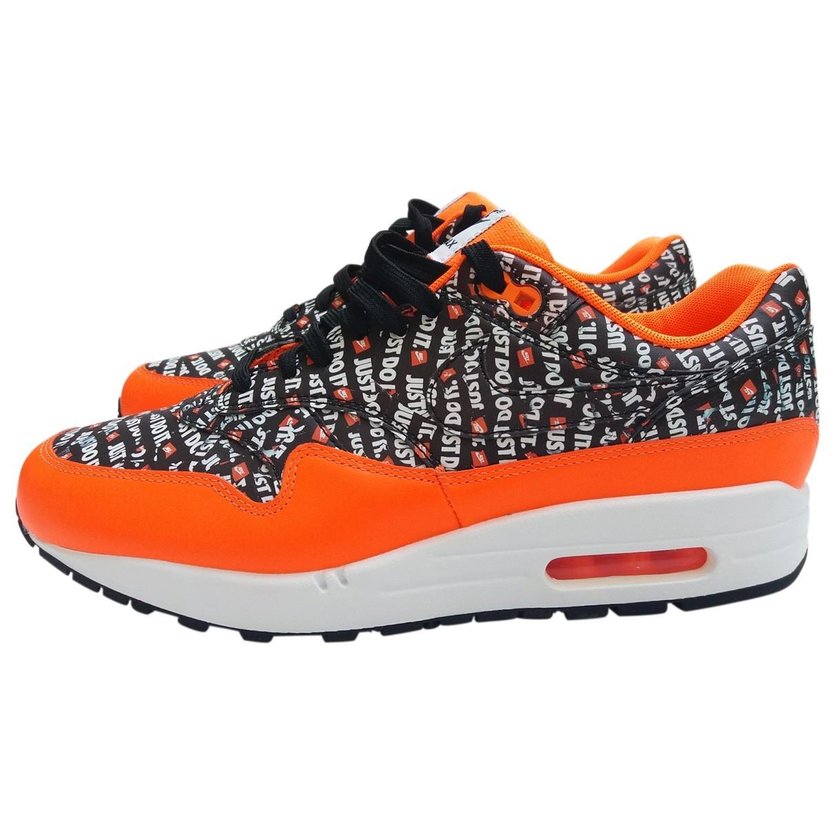 Nike Air Max 1 Sneakers in  Bunt Leder