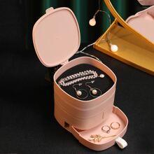 1pc Multi Layer Jewelry Box