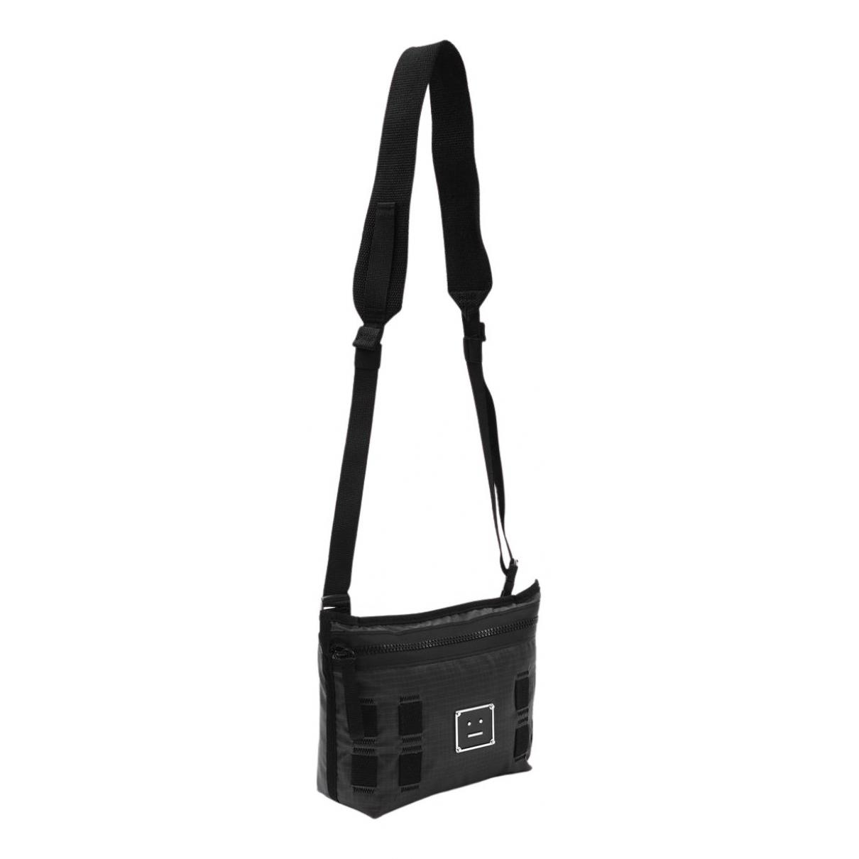 Acne Studios N Black bag for Men N